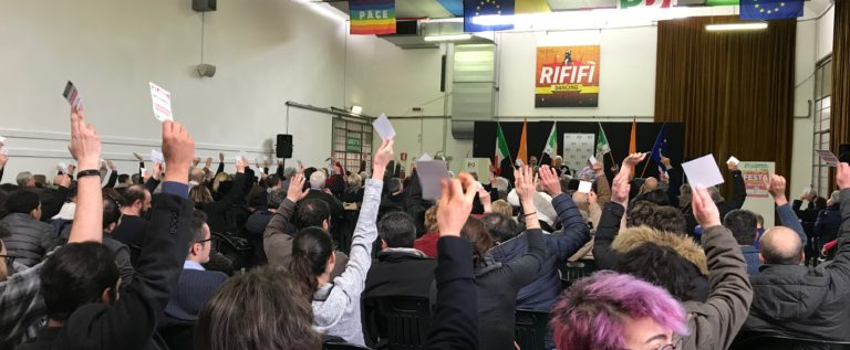 Congresso Pd, eletti i 16 delegati alla Convenzione nazionale