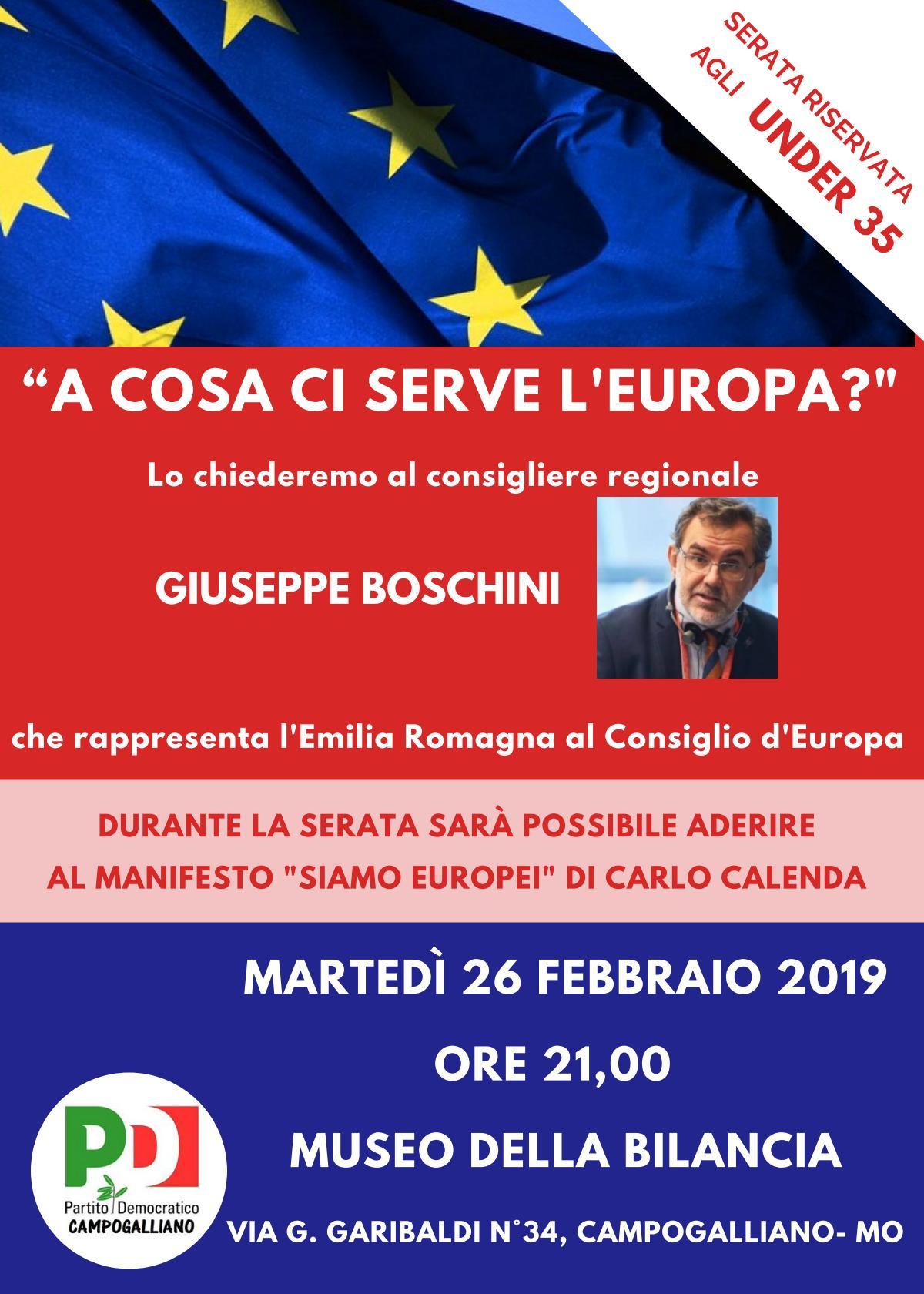 Campogalliano, 26 febbraio