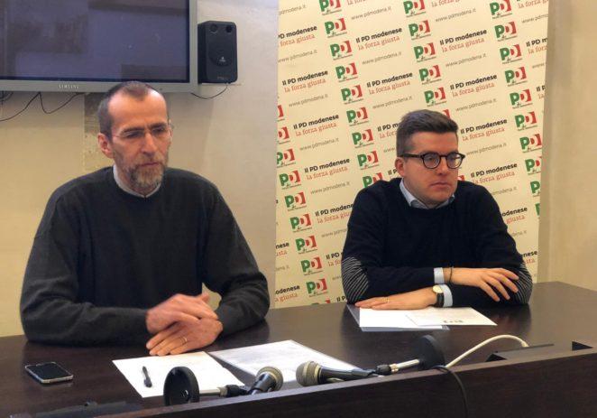 """""""Modena città aumentata"""": 5 anni di Gruppo Pd"""