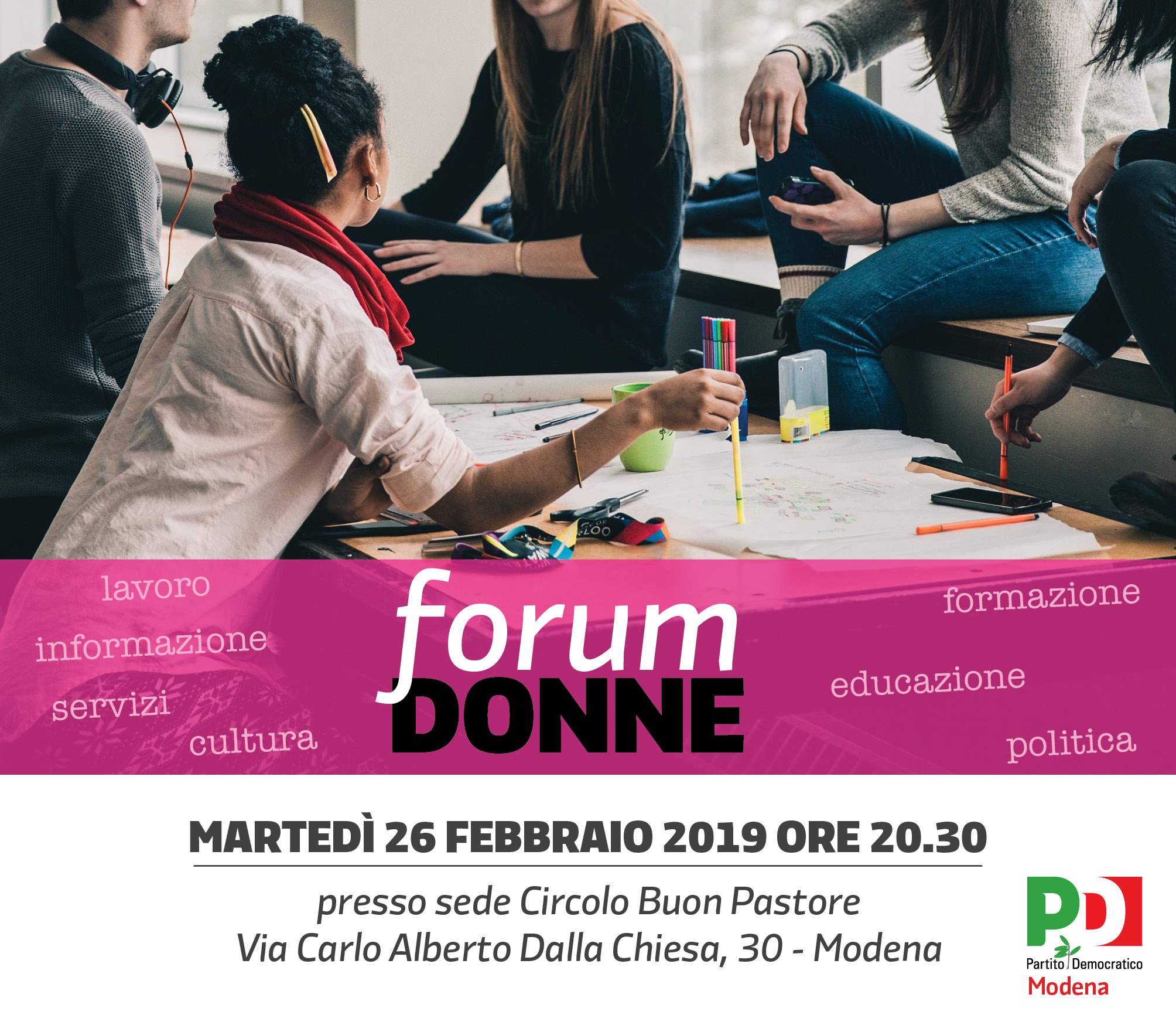 Modena, 26 febbraio