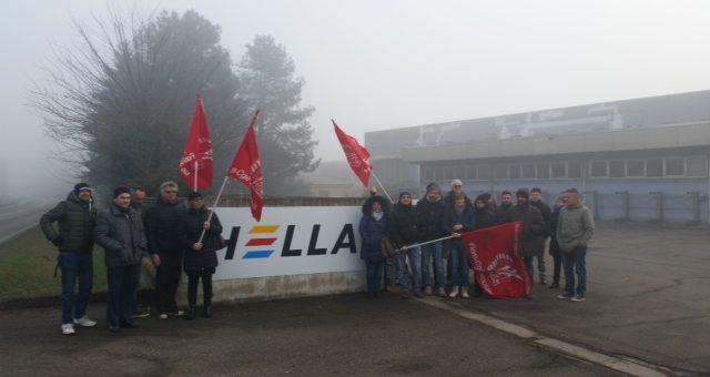 """Frama, Rossi """"La proprietà non tratta e denuncia i lavoratori"""""""