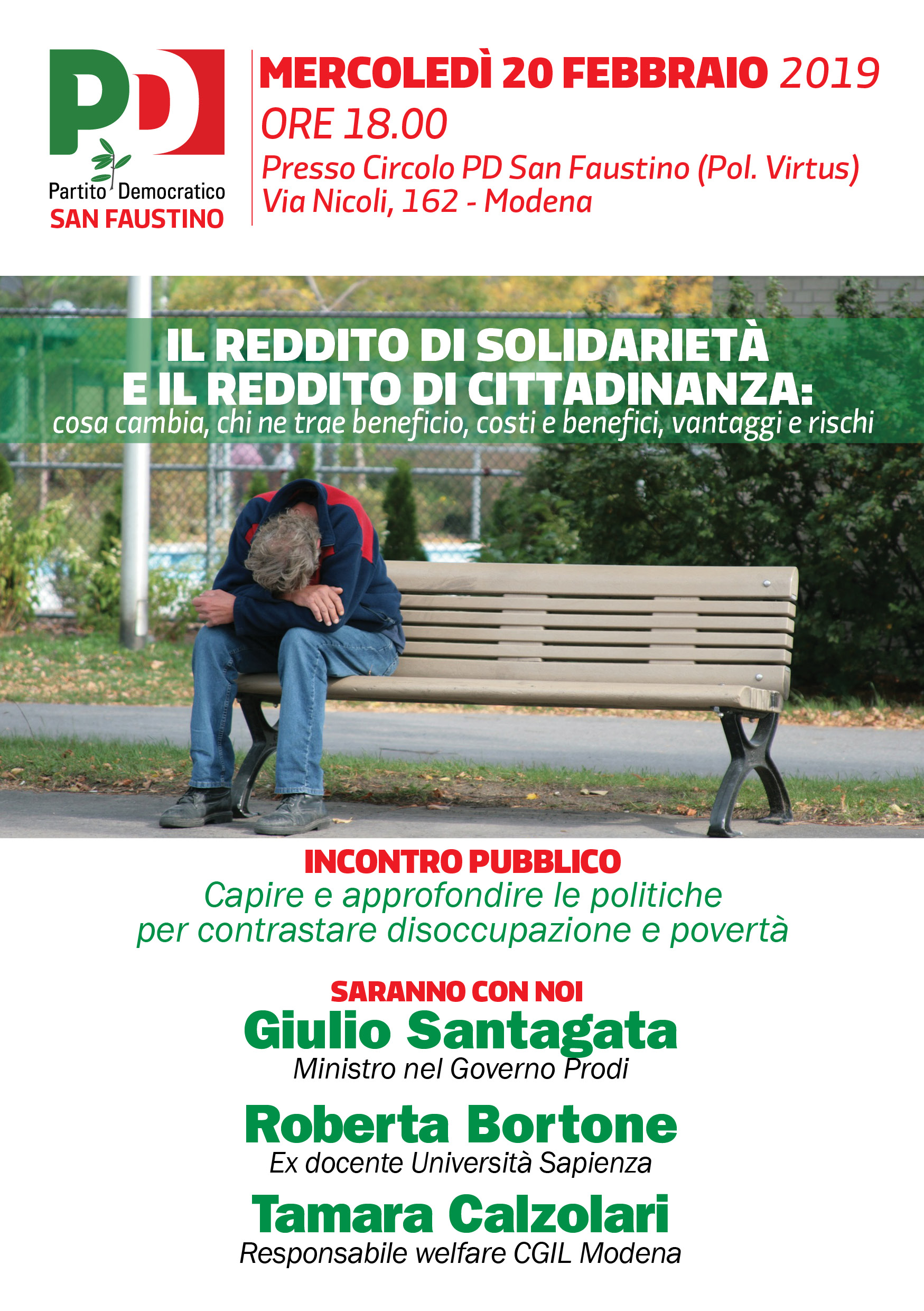 San Faustino, 20 febbraio