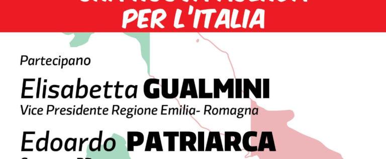 Pd Villaggio Giardino, giovedì incontro con Gualmini e Patriarca