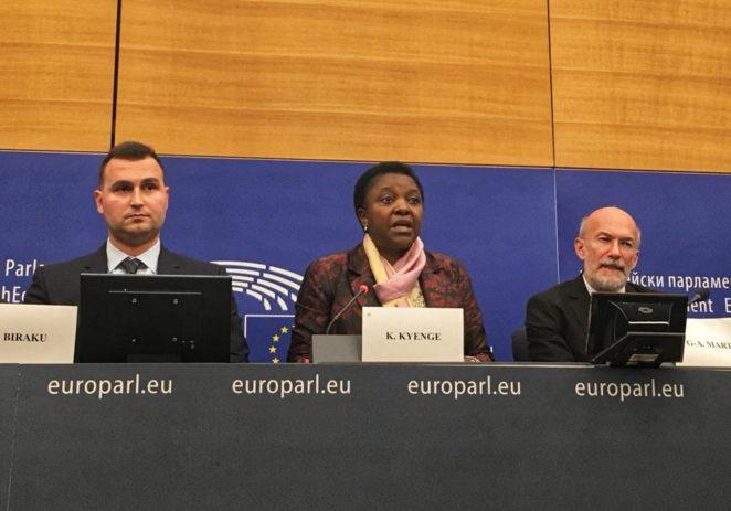 """Kyenge """"Da Strasburgo candidiamo Venezia a Capitale Verde Europea"""""""
