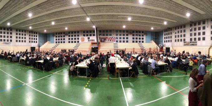 """Pd Campogalliano """"Una cena solidale in aiuto della sanità locale"""""""