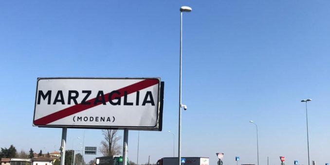 "Marzaglia, Manicardi ""Bene l'installazione odierna di due telecamere"""