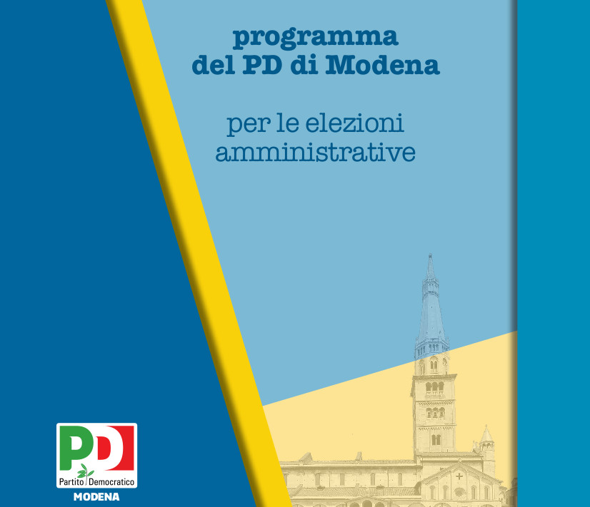 Programma Pd Modena
