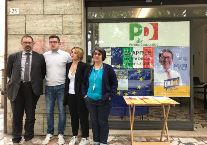 "Vandalismi, Pd ""Triste giornata per Modena: chi ha sbagliato paghi!"""