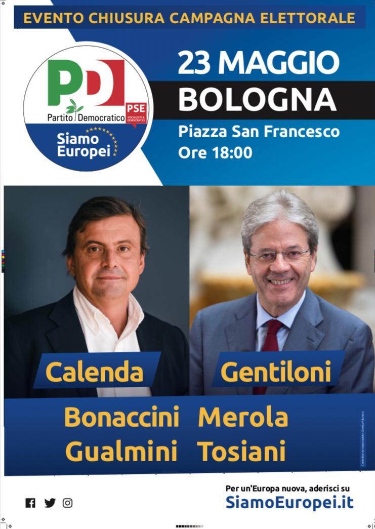 Bologna, 23 Maggio