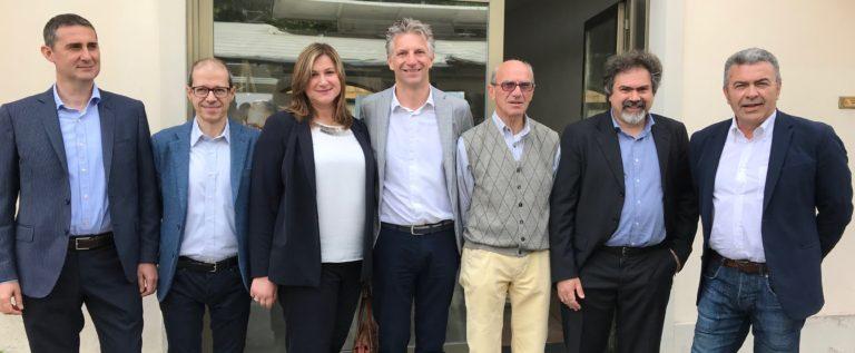 """I sette candidati sindaco """"Area Nord, un territorio che sa crescere"""""""