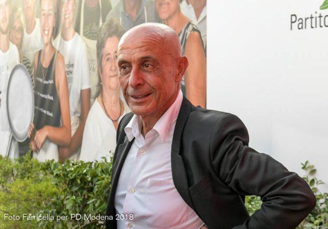 Giovedì Minniti presenta il suo libro a Castelfranco e Castelvetro
