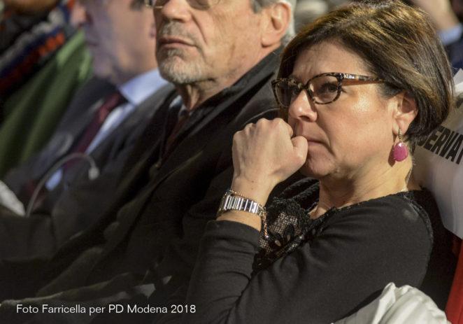 Sabato Paola De Micheli a banchetto Pd, Novi e cena alla Festa
