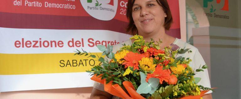 Nonantola, Stefania Grenzi è il nuovo segretario del Circolo Pd