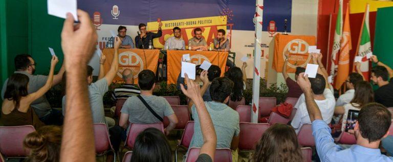 Giovani democratici, ecco la nuova Segreteria provinciale Gd