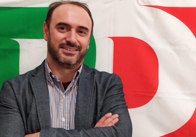Marco Azzolini è il nuovo segretario del Pd di Mirandola