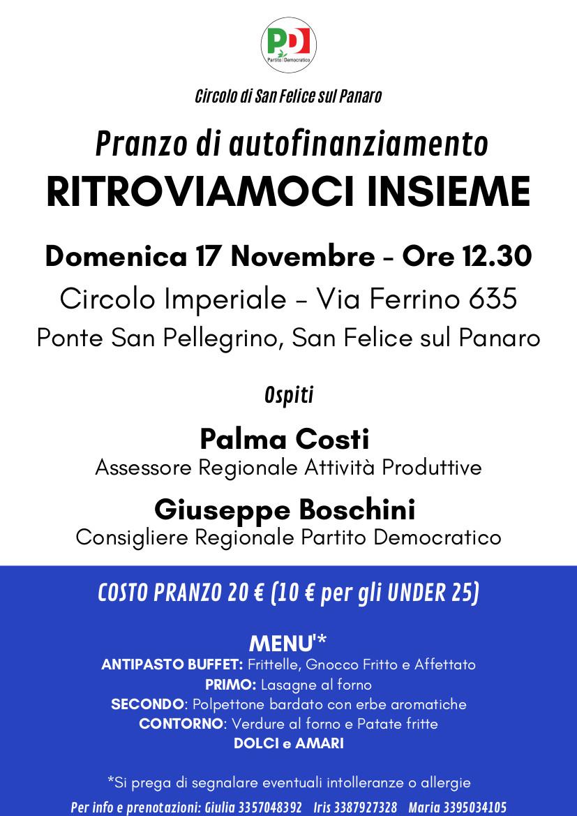 San Felice, 17 novembre