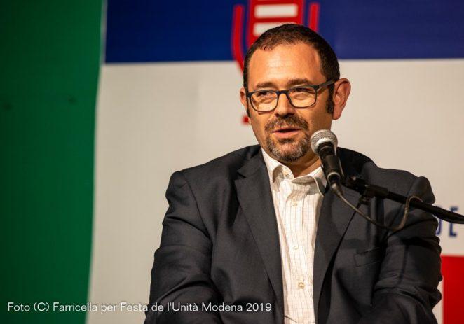 """Modena, Fava """"Ottima la firma del nuovo Patto per lo sviluppo"""""""