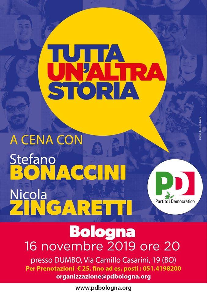 Bologna, 16 novembre