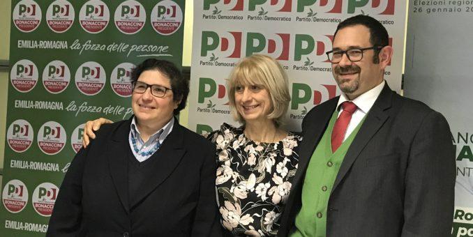 Pd Sacca, Crocetta, Albareto: domenica si festeggia con gli eletti