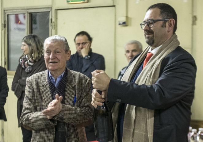 """Pd Soliera """"Commovente la dedica della Festa a Pietro Pellacani"""""""