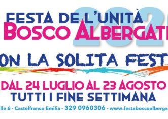 """Bosco Albergati """"Soddisfatti di una Festa in condizioni speciali"""""""