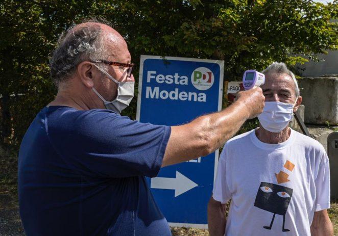 """Vaccari """"Festa Modena in sicurezza con """"protocollo Covid"""""""