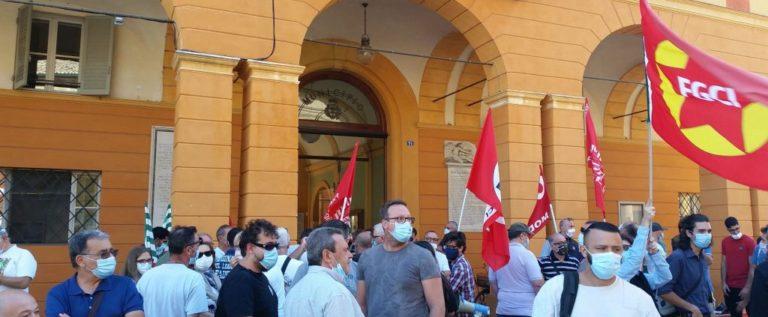 """Carpi, Reggiani """"Sostegno e vicinanza ai lavoratori della Goldoni"""""""