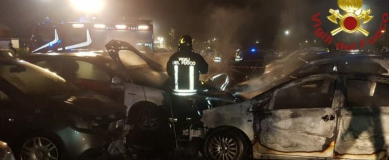 """Incendio, Fava """"Grazie a volontari, forze dell'ordine e vigili del fuoco"""""""