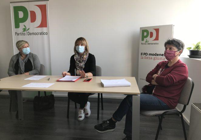 Si è costituita la Conferenza Donne Pd Bassa Modenese