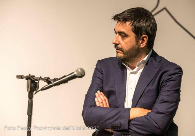 """Discarica Valsamoggia, Sabattini """"Volontà politica: non si farà"""""""