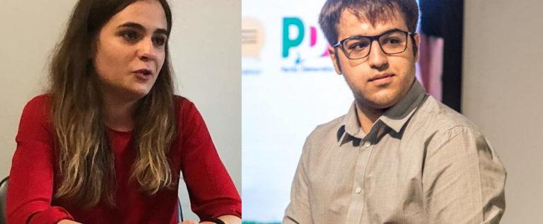 """Pavullo, Baraccani e Manni """"Il significato di quella panchina rossa"""""""