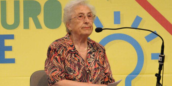 """Gualmini """"Aude Pacchioni, donna dai profondi valori democratici"""""""