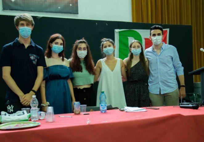 Giulia Cossarizza eletta segretaria Giovani democratici di Modena