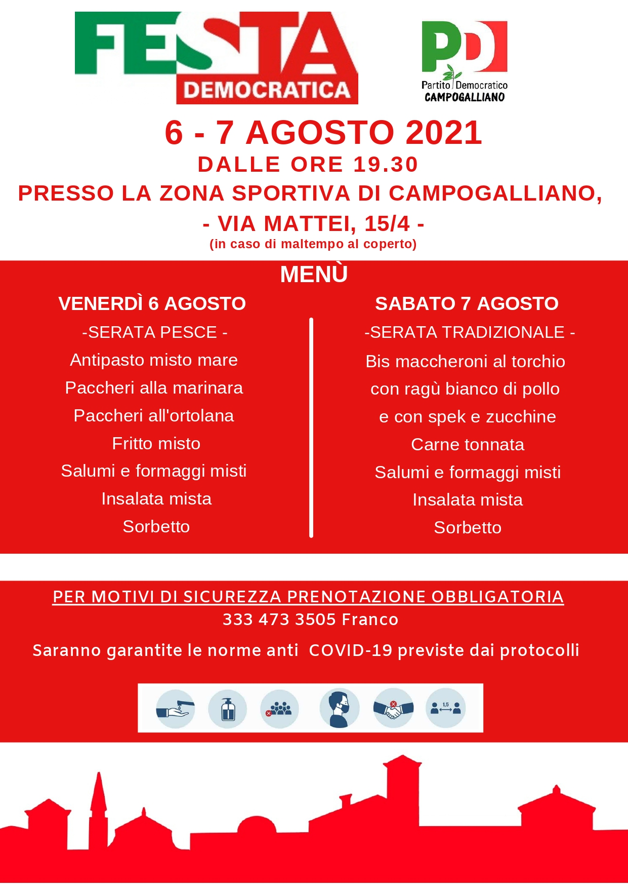 Festa a Campogalliano