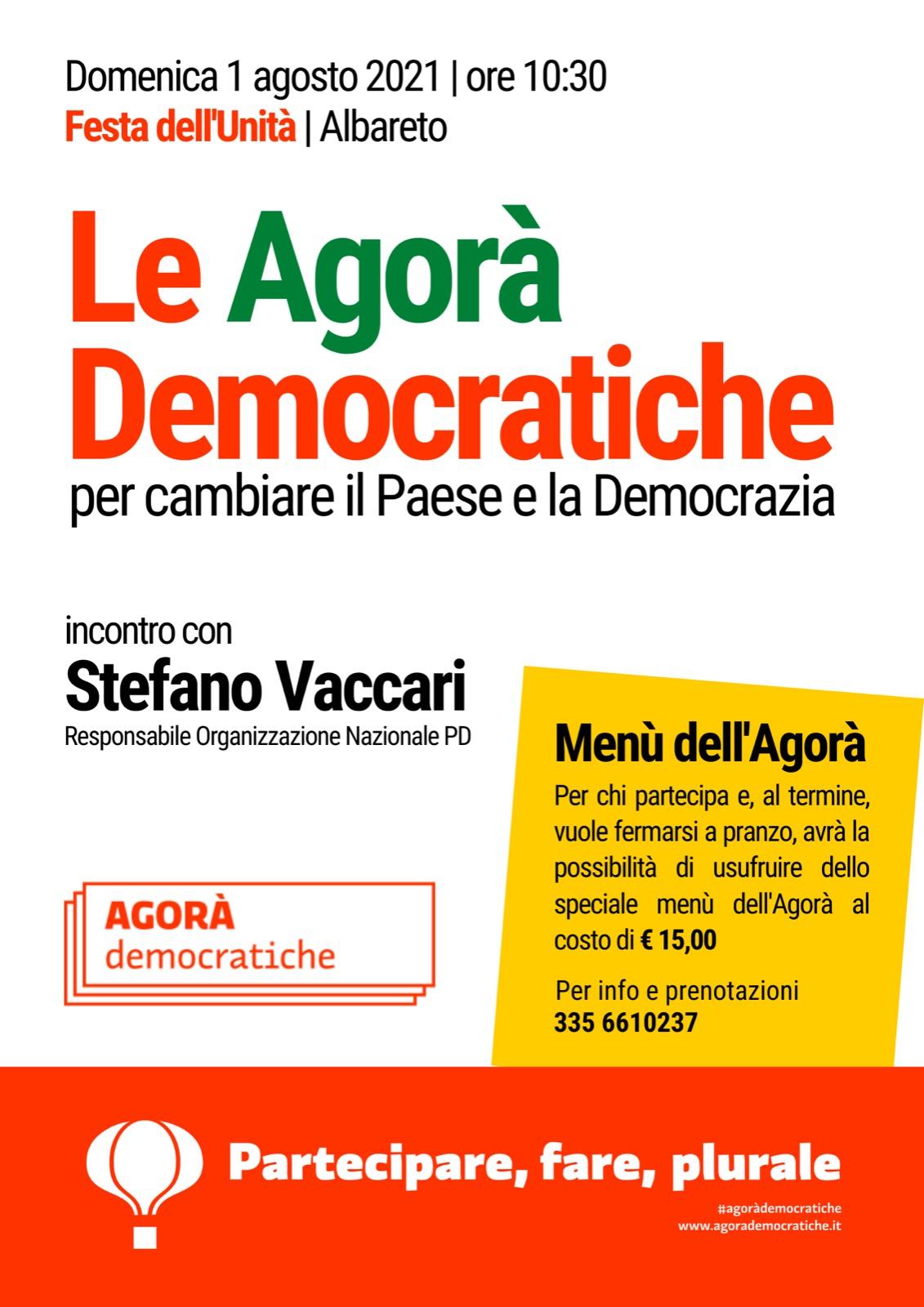 Agorà Democratiche