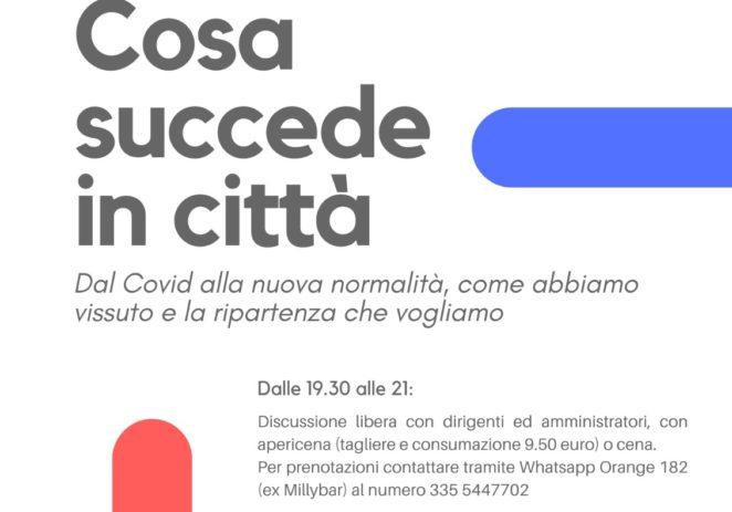 Parco Ferrari, martedì 20 luglio si parla di Modena nel post Covid