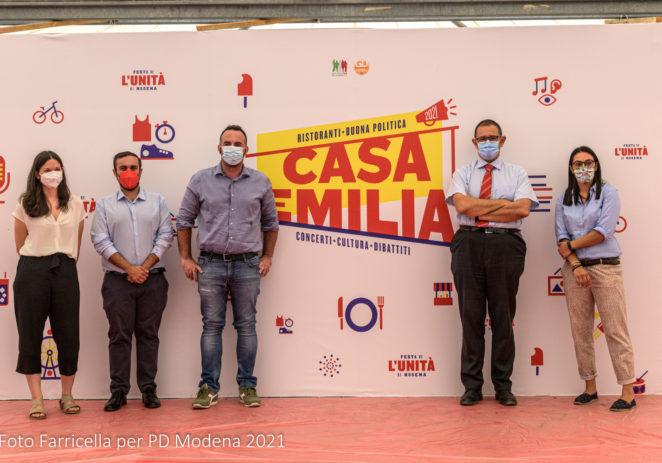Torna a Ponte Alto la Festa de l'Unità provinciale di Modena