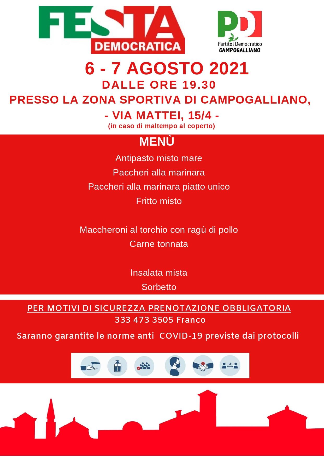 Festa di Campogalliano