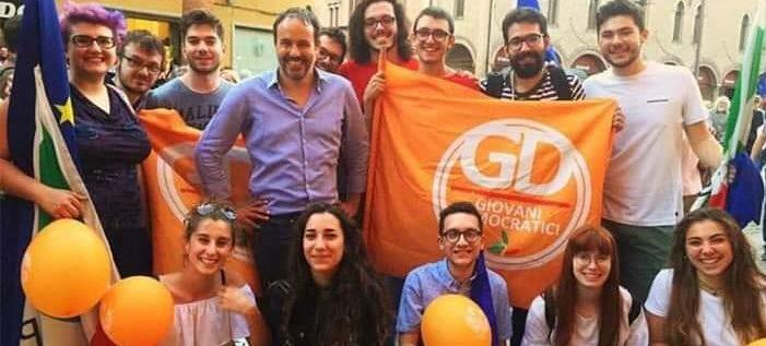 Domenica verrà eletto il nuovo segretario dei GD Terre d'Argine